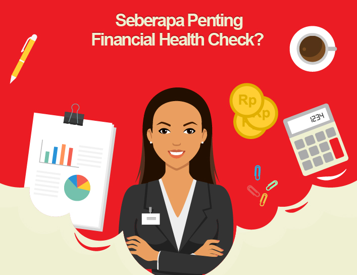 Infografik Seberapa Penting Financial Health Check Bsim