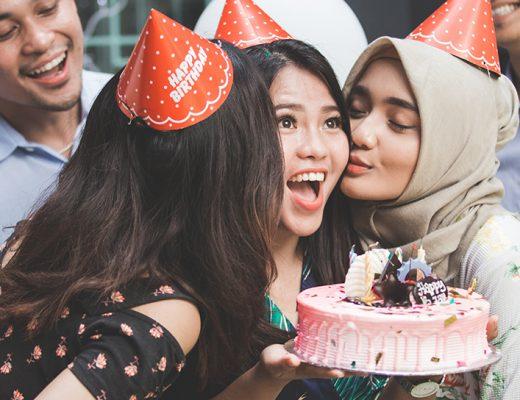 BSIM - Promo - Rayakan Ulang Tahun dengan Delicio, Diskon 20_