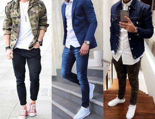 8 Menswear yang Harus Ada di Lemari Kamu
