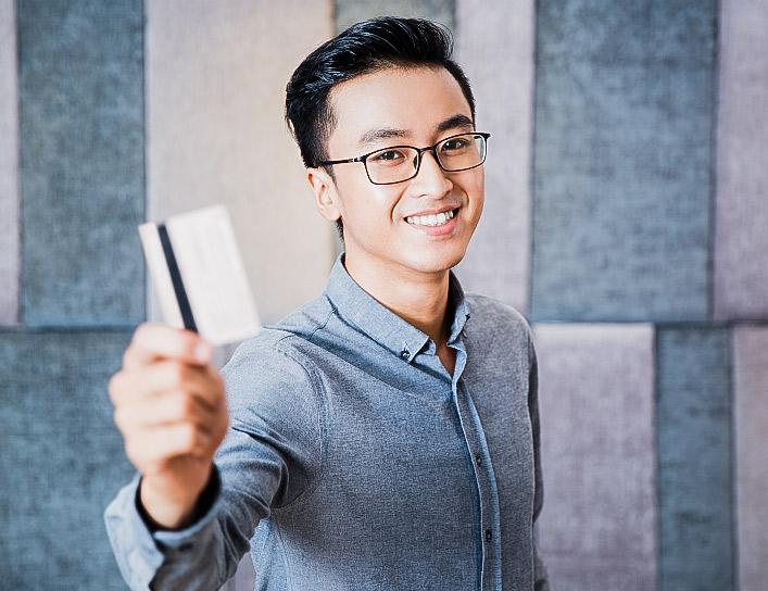 kartu kredit pemula