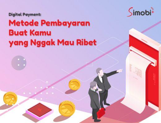 banner Feature - Digital Payment_ Metode Pembayaran Buat Kamu yang Nggak Mau Ribet