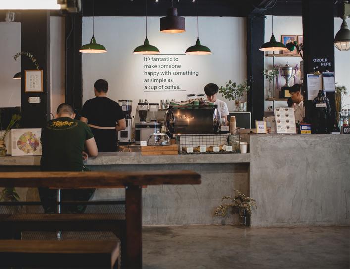 Instagenic Banget, 5 Tempat Ngopi di Jakarta Selatan Ini Wajib Kamu Kunjungi