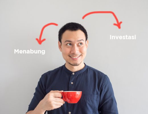 menabung vs investasi