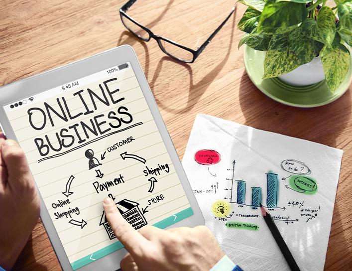 Ide Bisnis Online yang Diminati Saat Pandemi