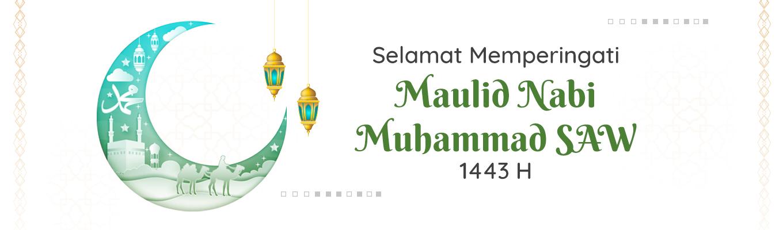 Meperingati Maulid Nabi Muhammad
