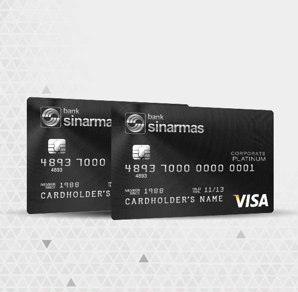 Image result for Kartu Kredit Bank Sinarmas