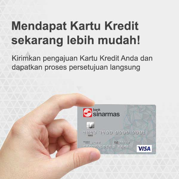 Image result for apply kartu kredit bank sinarmas