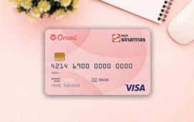 Bank Sinarmas Kartu Kredit Bank Sinarmas Orami